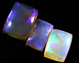 4.15 CTS CRYSTAL OPAL POLISHED PARCEL 3PCS TBO-6807