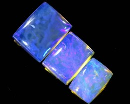 5 CTS CRYSTAL OPAL POLISHED PARCEL 3PCS TBO-6816