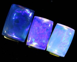 3.45 CTS CRYSTAL OPAL POLISHED PARCEL 3PCS TBO-6820
