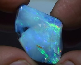 26.05 ct Boulder Opal With Beautiful Multi Color