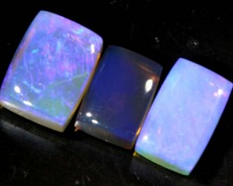 4.2 CTS CRYSTAL OPAL POLISHED PARCEL 3PCS TBO-6833