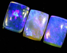 3 CTS CRYSTAL OPAL POLISHED PARCEL 3PCS TBO-6834