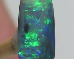 1.16Ct Lightning Ridge Black Opal stone
