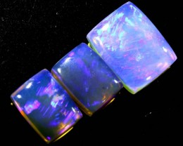 5.9 CTS CRYSTAL OPAL POLISHED PARCEL 3PCS TBO-6872