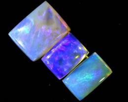 4.05 CTS CRYSTAL OPAL POLISHED PARCEL 3PCS TBO-6879