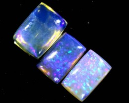 3.05 CTS CRYSTAL OPAL POLISHED PARCEL 3PCS TBO-6882