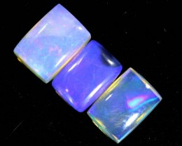 2.65 CTS CRYSTAL OPAL POLISHED PARCEL 3PCS TBO-6887