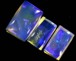 1.75 CTS CRYSTAL OPAL POLISHED PARCEL 3PCS TBO-6900