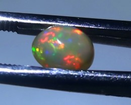 1.10 ct Ethiopian Gem Color Welo Opal Cab