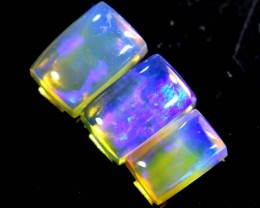 1.95 CTS CRYSTAL OPAL POLISHED PARCEL 3PCS TBO-6911