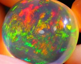 19.95Ct Neon Broadflash Ethiopian Welo Specimen Crystal Opal