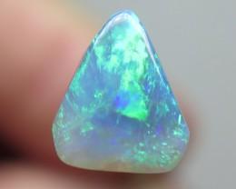 0.54Ct Lightning Ridge Black Opal stone