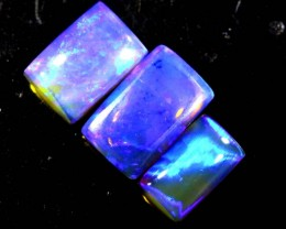1.5 CTS CRYSTAL OPAL POLISHED PARCEL 3PCS TBO-6922