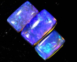 1.25 CTS CRYSTAL OPAL POLISHED PARCEL 3PCS TBO-6923