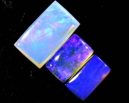 1.20 CTS CRYSTAL OPAL POLISHED PARCEL 3PCS TBO-6935