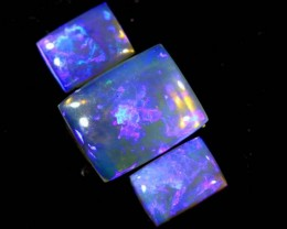 4.60 CTS CRYSTAL OPAL POLISHED PARCEL 3PCS TBO-6940
