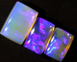 4.1 CTS CRYSTAL OPAL POLISHED PARCEL 3PCS TBO-6946