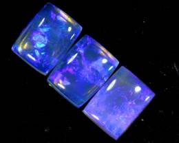 3.85 CTS CRYSTAL OPAL POLISHED PARCEL 3PCS TBO-6950