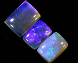 3.15 CTS CRYSTAL OPAL POLISHED PARCEL 3PCS TBO-6956
