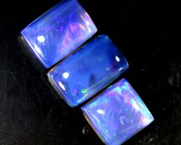 3.15 CTS CRYSTAL OPAL POLISHED PARCEL 3PCS TBO-6963