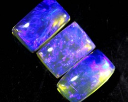 1.45 CTS CRYSTAL OPAL POLISHED PARCEL 3PCS TBO-6964
