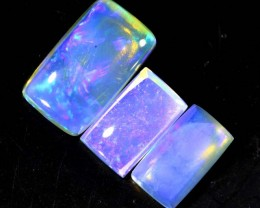 1.25 CTS CRYSTAL OPAL POLISHED PARCEL 3PCS TBO-6965