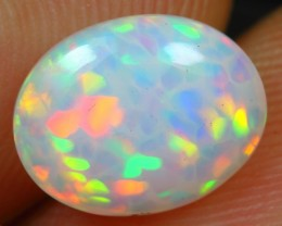 1.70cts Extreme Cell Honeycomb Pattern Ethiopian Opal