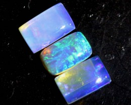 1.55CTS CRYSTAL OPAL POLISHED PARCEL 3PCS TBO-6973