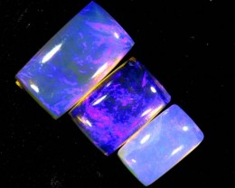 1.55 CTS CRYSTAL OPAL POLISHED PARCEL 3PCS TBO-6979