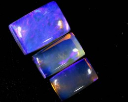 1.5 CTS CRYSTAL OPAL POLISHED PARCEL 3PCS TBO-6980