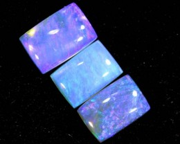 1.45 CTS CRYSTAL OPAL POLISHED PARCEL 3PCS TBO-6982