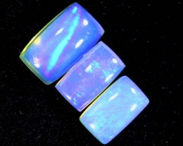1.25 CTS CRYSTAL OPAL POLISHED PARCEL 3PCS TBO-6983