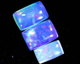 1.5 CTS CRYSTAL OPAL POLISHED PARCEL 3PCS TBO-6984