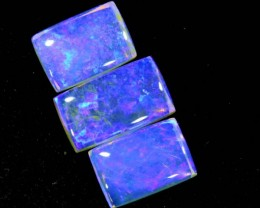 1.3CTS CRYSTAL OPAL POLISHED PARCEL 3PCS TBO-6989