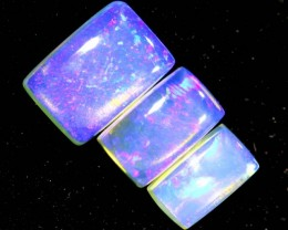 1.05CTS CRYSTAL OPAL POLISHED PARCEL 3PCS TBO-6994