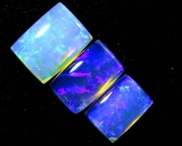 3.65CTS CRYSTAL OPAL POLISHED PARCEL 3PCS TBO-7105