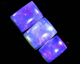 4.05CTS CRYSTAL OPAL POLISHED PARCEL 3PCS TBO-7111