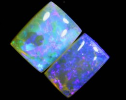 3.5CTS CRYSTAL OPAL POLISHED PARCEL 3PCS TBO-7116