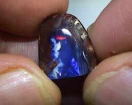 6.85 ct Boulder Opal With Gem Color