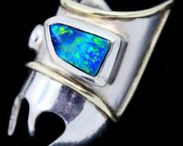 Bikers Wild  GF Opal Ring Creation  CF 1284