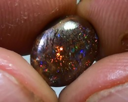 2.25 ct Koroit Boulder Opal Matrix With Gem Multi Color