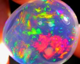 54.93Ct Neon ContraLuz Ethiopian Welo Specimen Crystal Opal