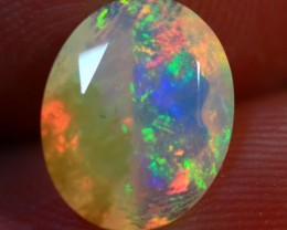 Faceted Wello Opal Cts 1.65   RD433
