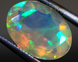Faceted Wello Opal Cts 1.60   RD436