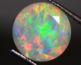 Faceted Wello Opal Cts 1.60   RD459