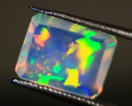 Faceted Wello Opal Cts 1.10   RD441