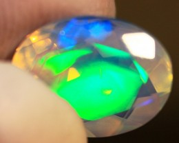 Faceted Wello Opal Cts 2.30   RD443