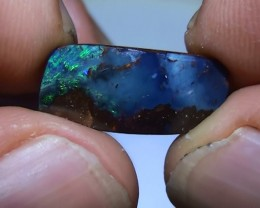 6.70 ct Beautiful Natural Queensland Boulder Opal