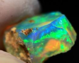 Cts 1.75   RD  266   .Rough Ethiopian Wello Opal   ~ Gem Grade -