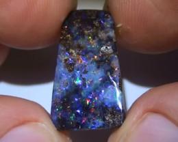 11.50 ct Boulder Opal With Gem Multi Color